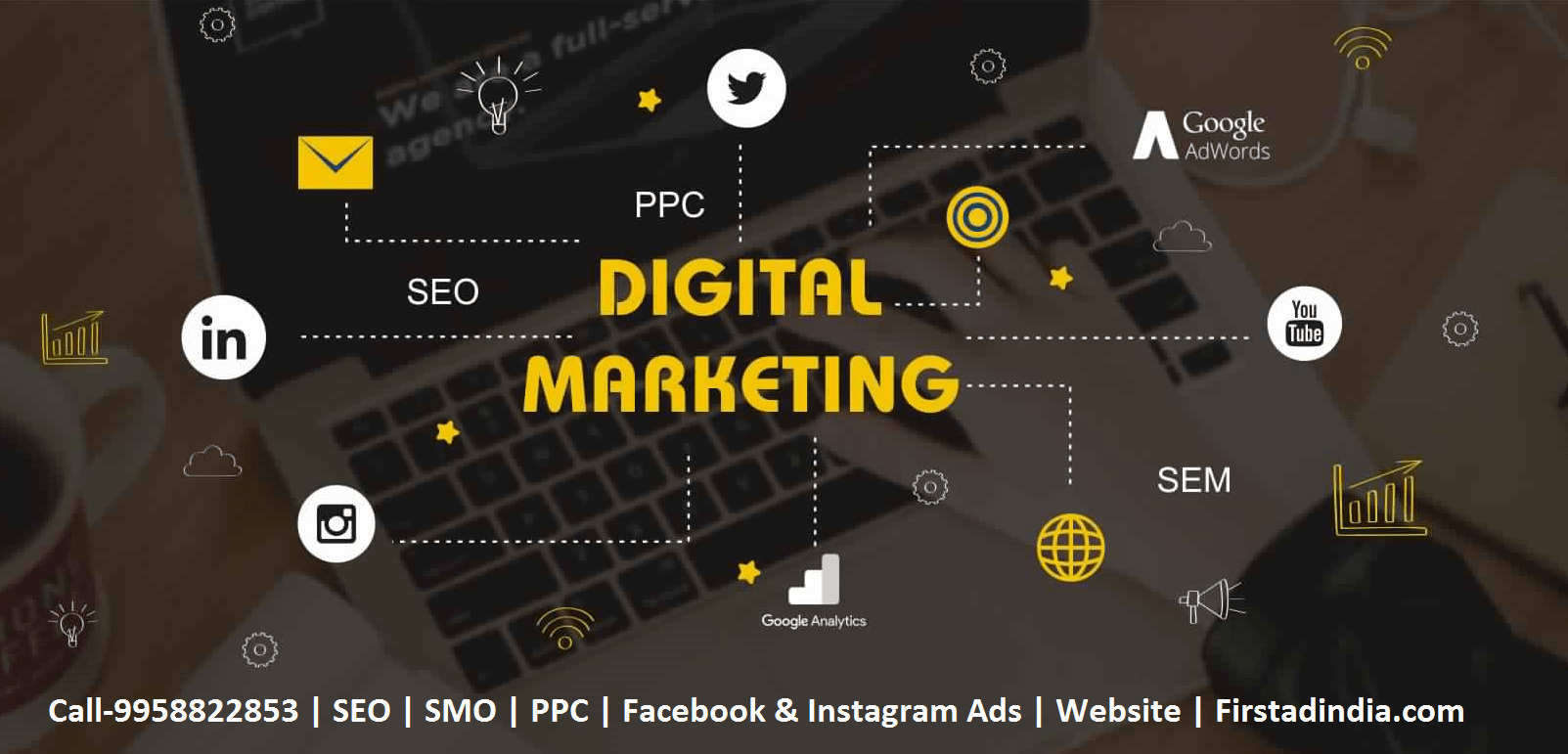 Best Digital Marketing Company | Delhi | Dwarka | Janakpuri